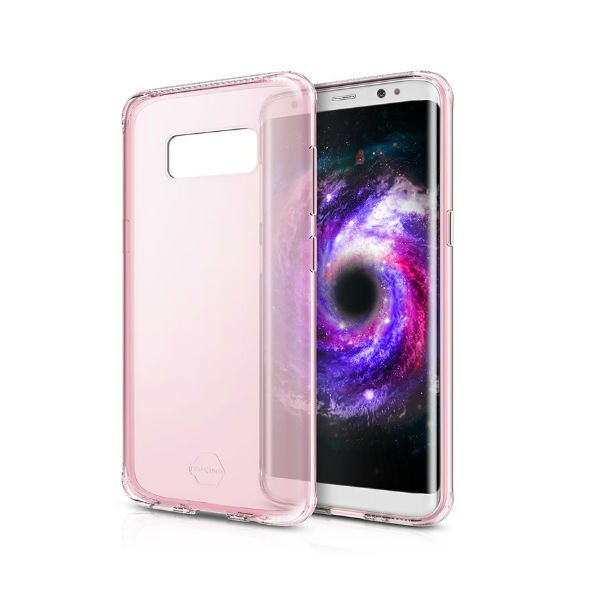 Samsung S8 Plus Back-Cover Rose