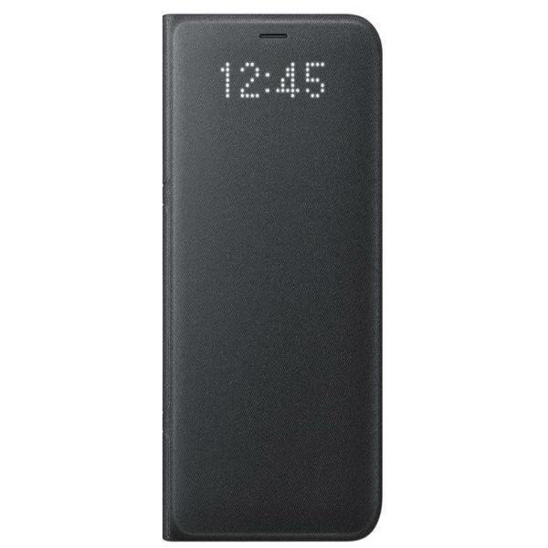 Samsung S8 cover led Noir 3