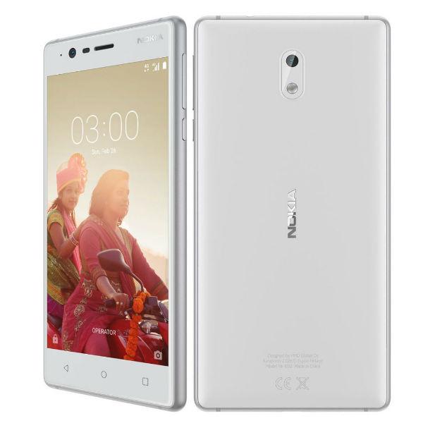 Nokia 3 Dual Sim Blanc