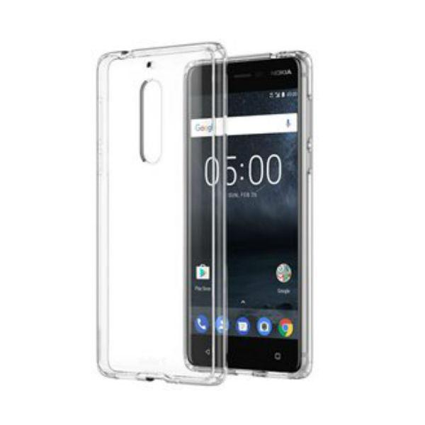 Nokia Back-Cover Transparent Nokia 5