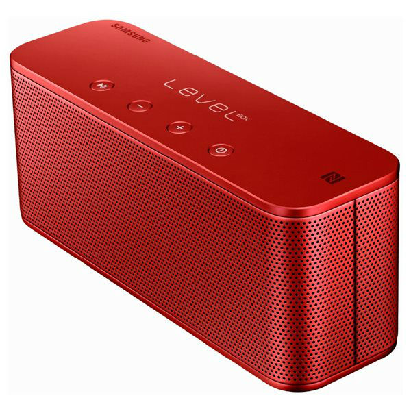 Samsung haut parleur stro bluetooth level rouge 1