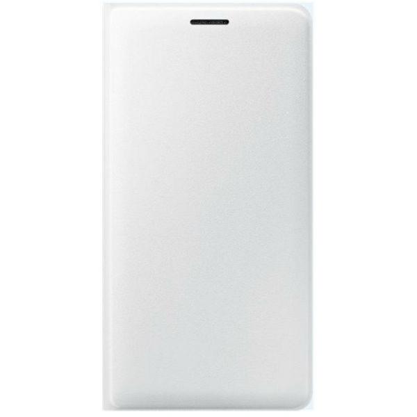 Samsung J3 J5 2016 book cover blanc 1