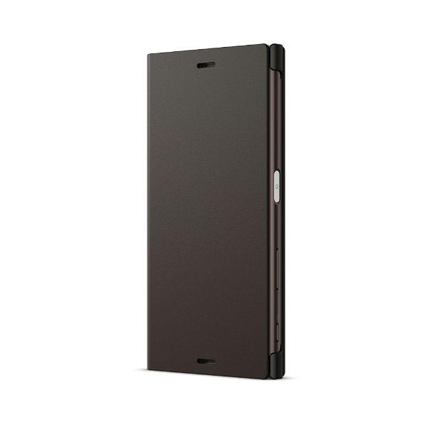 Sony Xperia XZ book cover noir 2