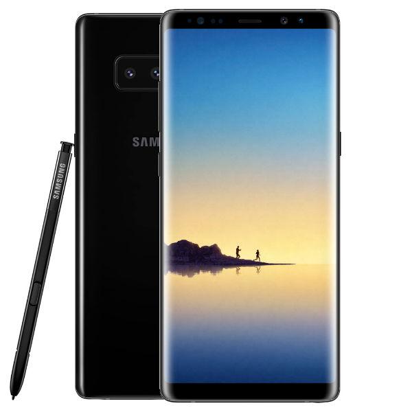 Samsung Note 8 Noir