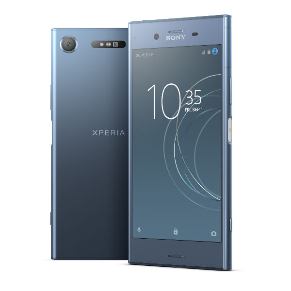 Sony Xperia XZ1 Bleu Gris