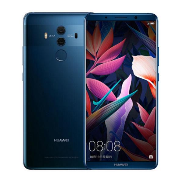 Huawei Mate 10 Pro Bleu