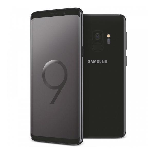 Samsung Galaxy S9 Noir Midnight