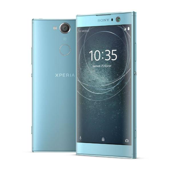 Sony Xperia XA2 Bleu