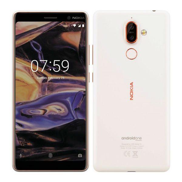 Nokia 7 Plus Blanc